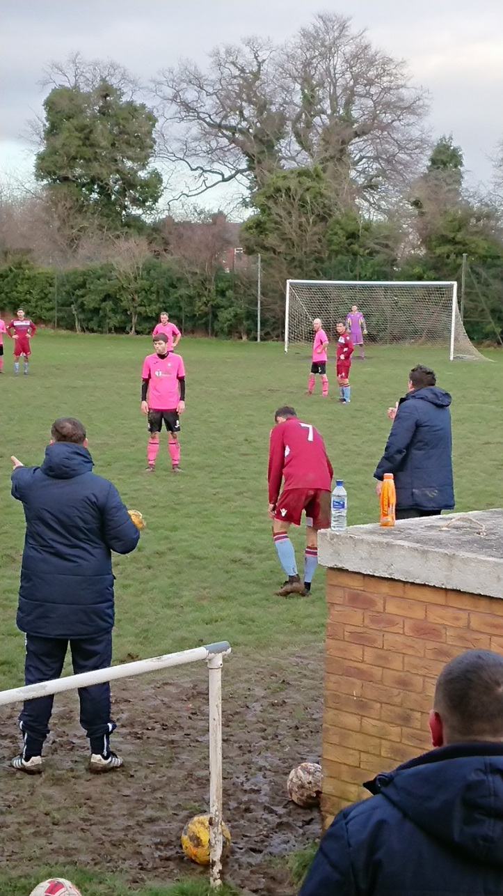 Rhosyllen vs Saltney Town - 6th Jan 2018 (12)