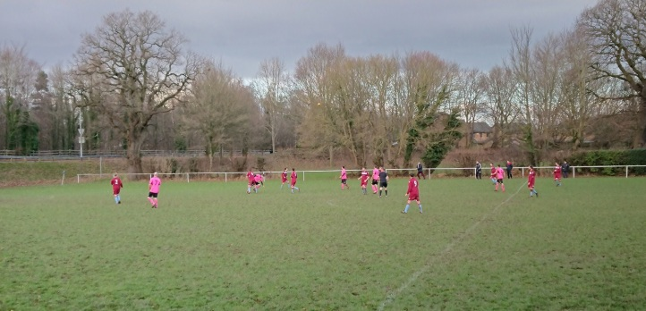 Rhosyllen vs Saltney Town - 6th Jan 2018 (13)