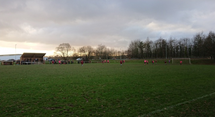 Rhosyllen vs Saltney Town - 6th Jan 2018 (18)