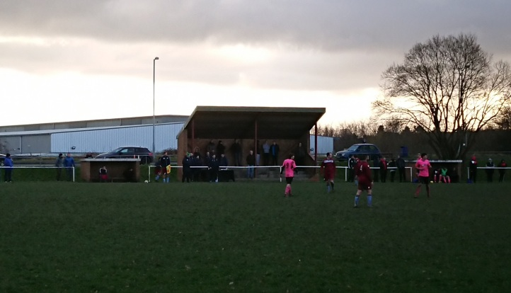 Rhosyllen vs Saltney Town - 6th Jan 2018 (19)