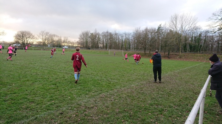 Rhosyllen vs Saltney Town - 6th Jan 2018 (22)