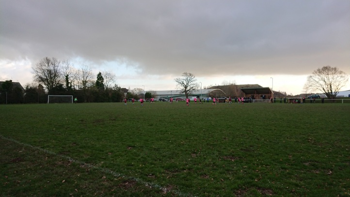 Rhosyllen vs Saltney Town - 6th Jan 2018 (24)