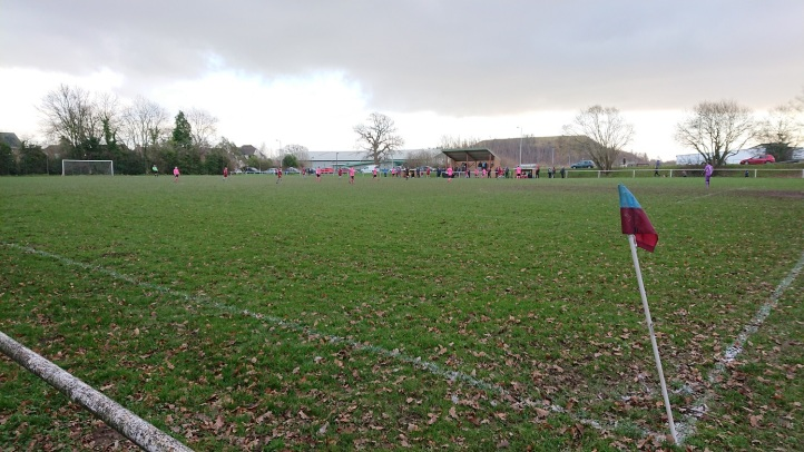 Rhosyllen vs Saltney Town - 6th Jan 2018 (27)