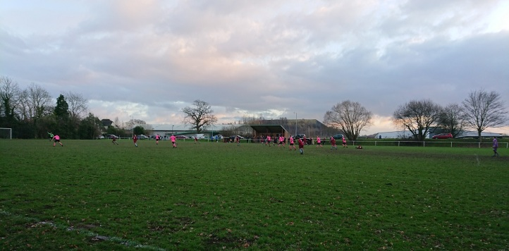 Rhosyllen vs Saltney Town - 6th Jan 2018 (37)