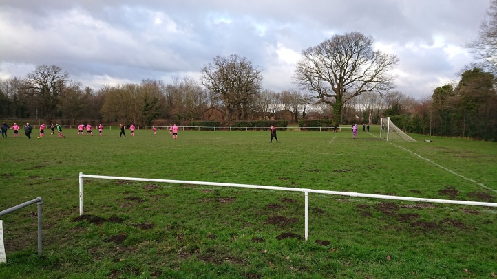 Rhosyllen vs Saltney Town - 6th Jan 2018 (4)