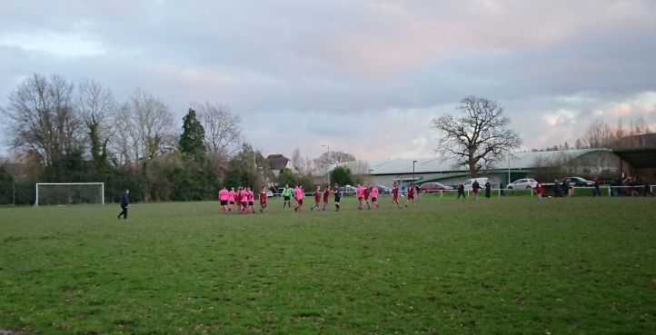 Rhosyllen vs Saltney Town - 6th Jan 2018 (40)