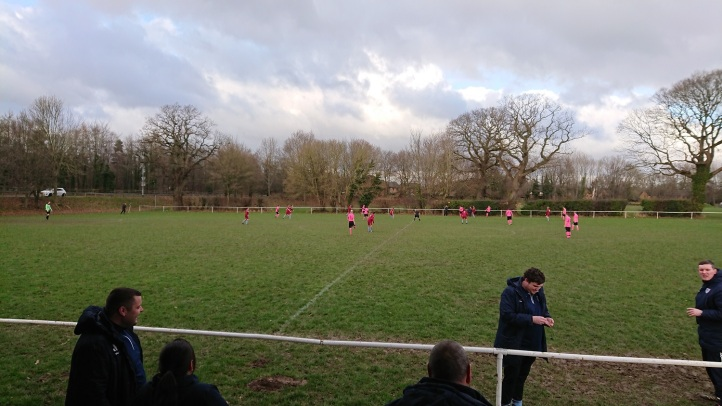 Rhosyllen vs Saltney Town - 6th Jan 2018 (5)