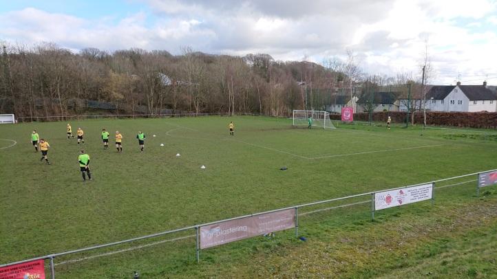 Cefn Mawr Rangers vs Mynydd Isa - 17th February 18 (1)