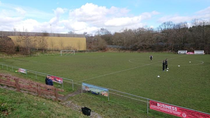 Cefn Mawr Rangers vs Mynydd Isa - 17th February 18 (3)