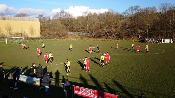 Cefn Mawr Rangers vs Mynydd Isa - 17th February 18 (50)