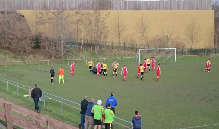 Cefn Mawr Rangers vs Mynydd Isa - 17th February 18 (7)