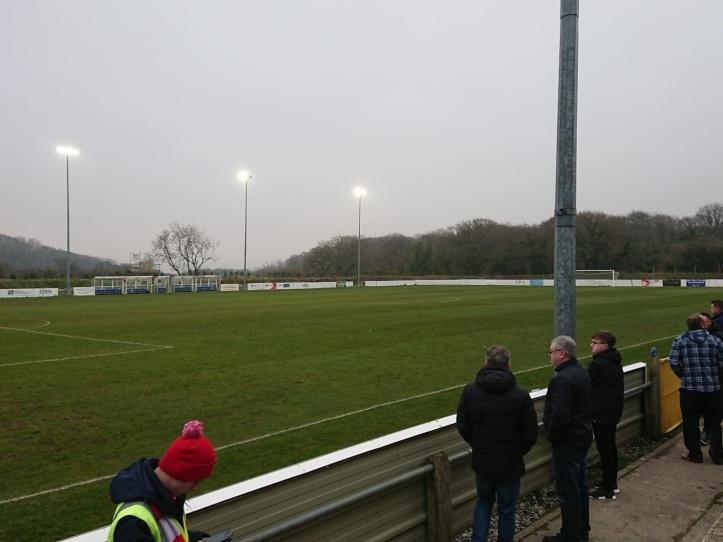 Holywell Town vs Llandudno Junction - 11th April