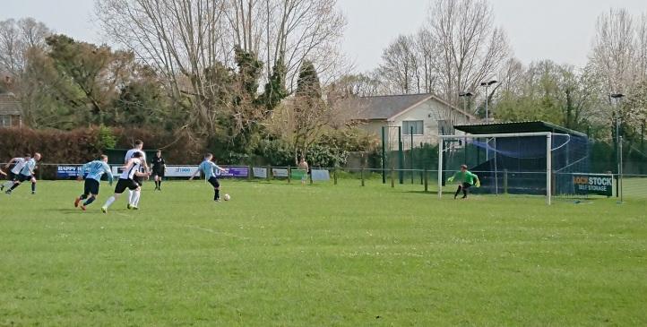 Llandyrnog United vs Conwy Borough - 21st April 18 (73)
