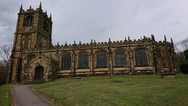 St Marys Church - Mold 2