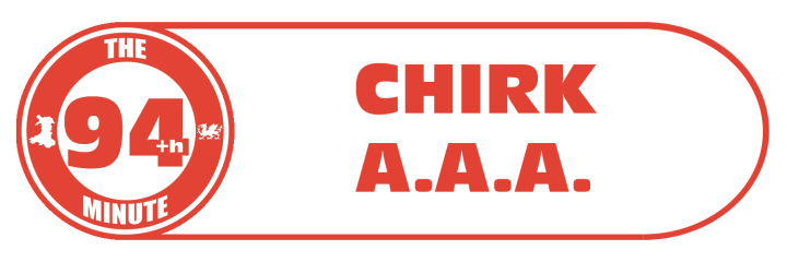 Chirk AAA Banner