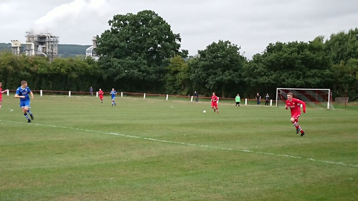 Chirk AAA vs Cefn Albion - 17th Aug 18 (86)