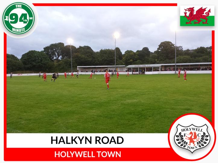 Halkyn Road