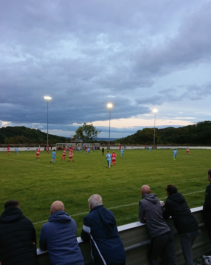 Holywell Town vs Conwy Borough - 7th Sept 2018