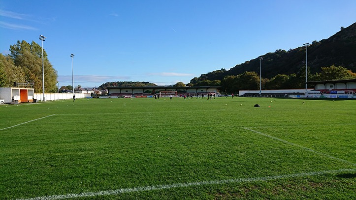 Conwy Borough vs Rhyl - 20th Oct 18 (1)