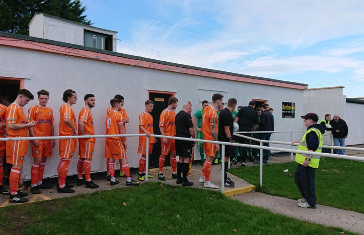 Conwy Borough vs Rhyl - 20th Oct 18 (18)