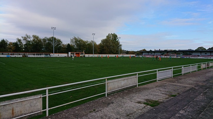 Conwy Borough vs Rhyl - 20th Oct 18 (19)