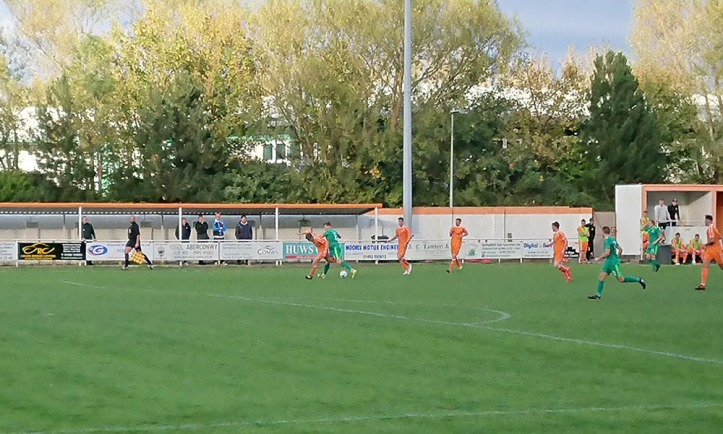 Conwy Borough vs Rhyl - 20th Oct 18 (60)