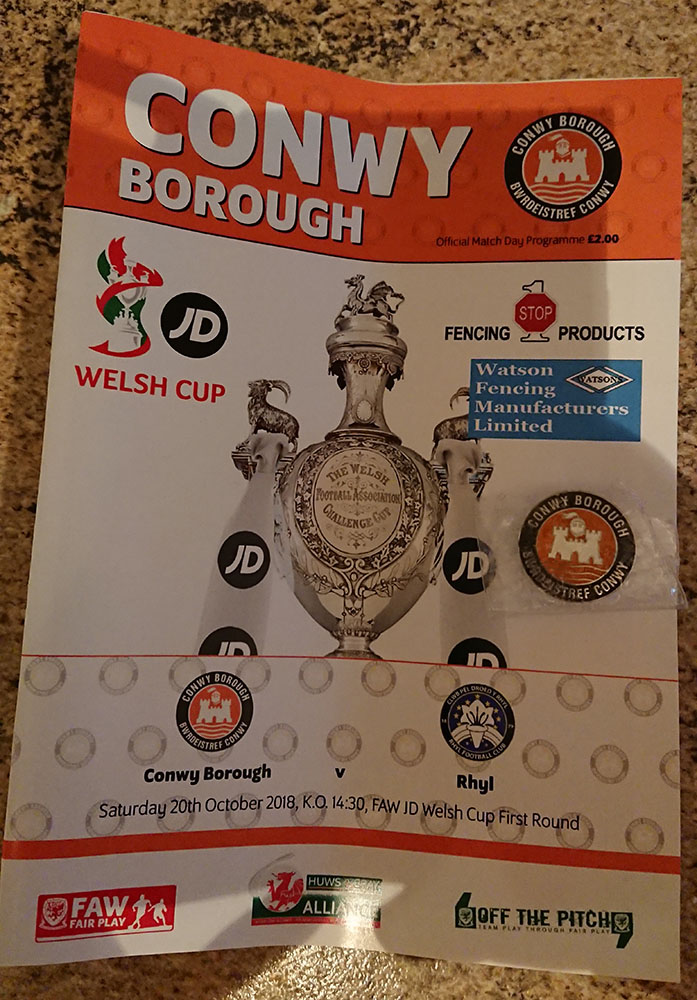 Conwy Borough vs Rhyl - 20th Oct 18 (72)