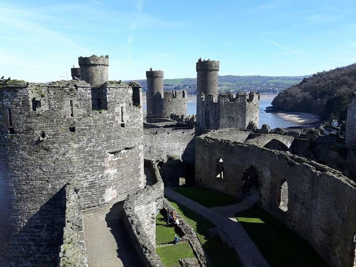 Conwy Castle 6