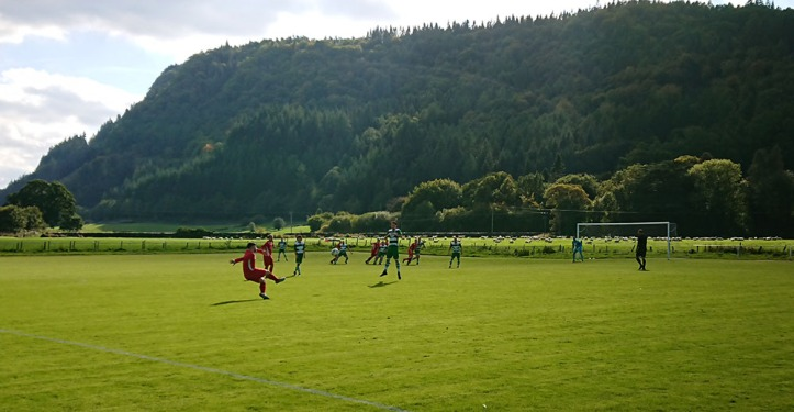 Llanrwst vs Brickfield - 29th Sept 18 (96)