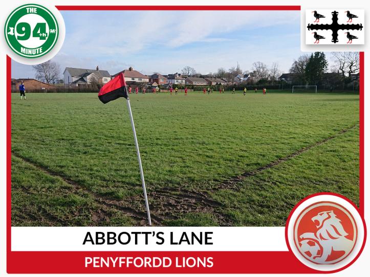 Abbotts Lane - Penyffordd