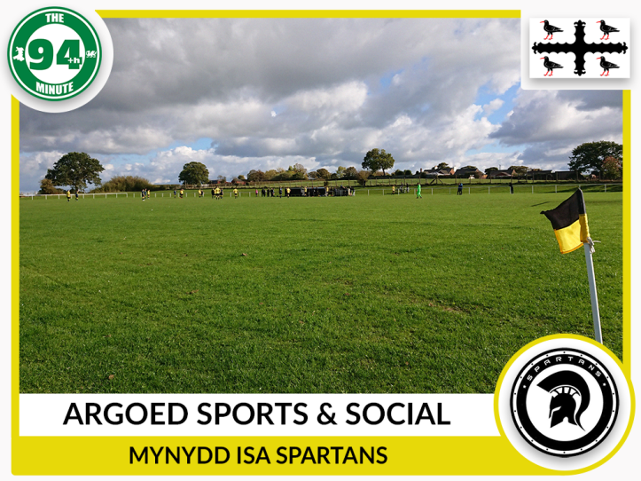 Argoed Sports and Social - Flintshire