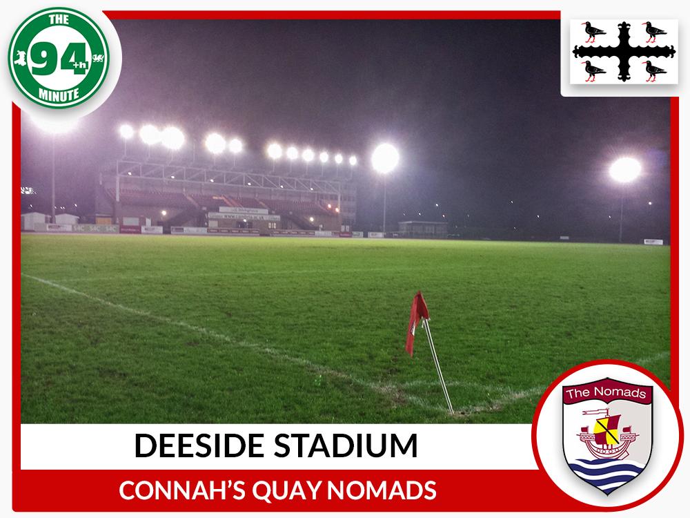 Deeside Stadium - Flintshire
