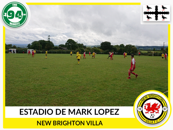 Estadio de Mark Lopez - Flintshire