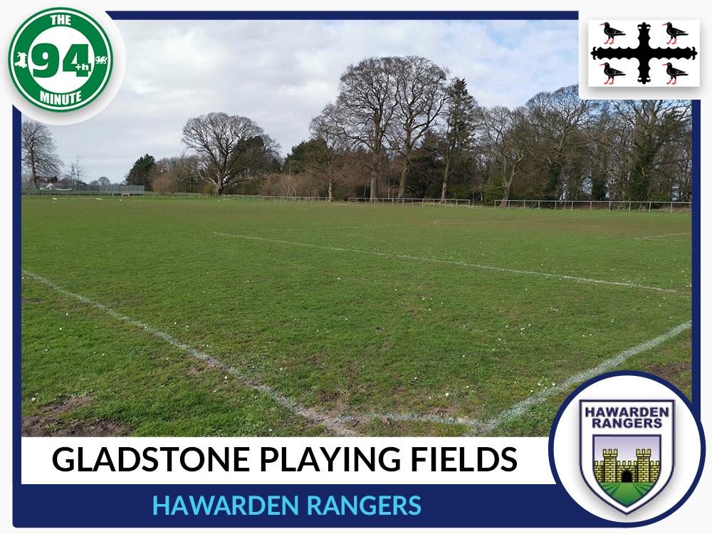 Gladstone Playing Fields - Flintshire