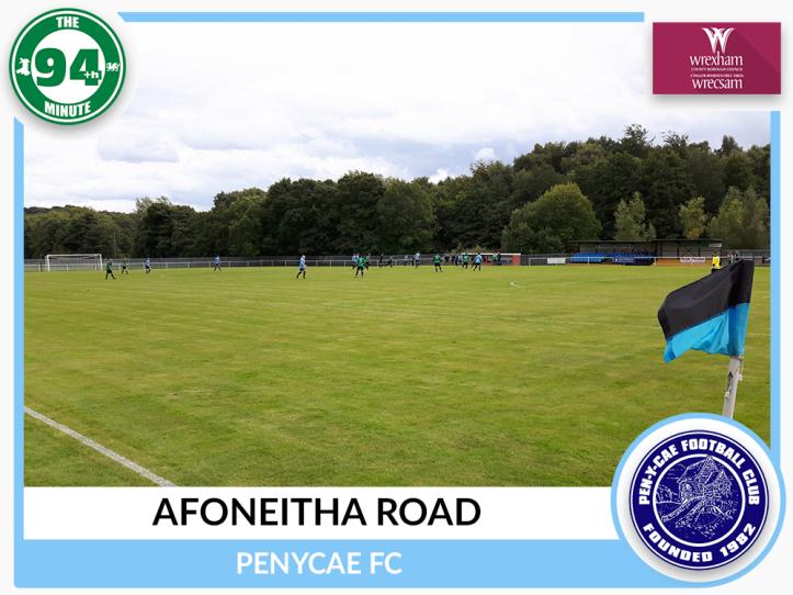 Afoneitha Road - Wrexham