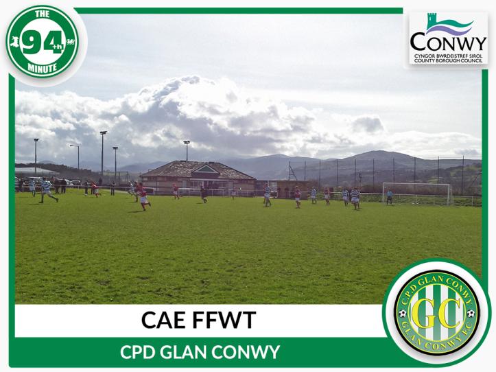 Cae Ffwt - Conwy