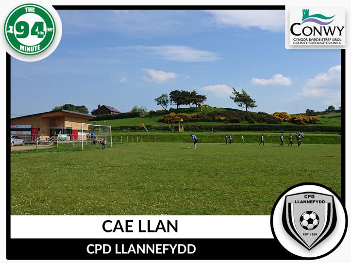 Cae Llan - Conwy