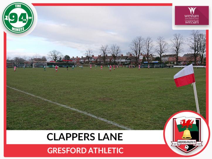 Clappers Lane - Wrexham