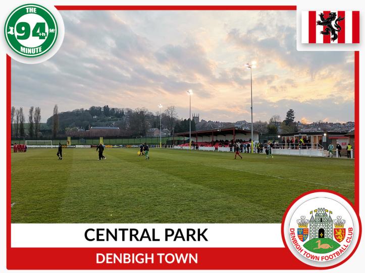 Denbigh Town - Denbighshire