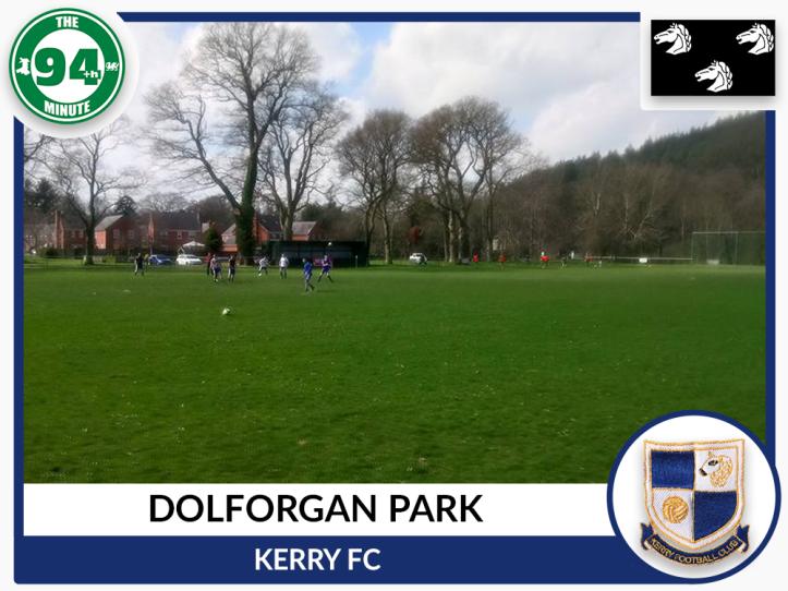 Dolforgan Park - Montgomeryshire