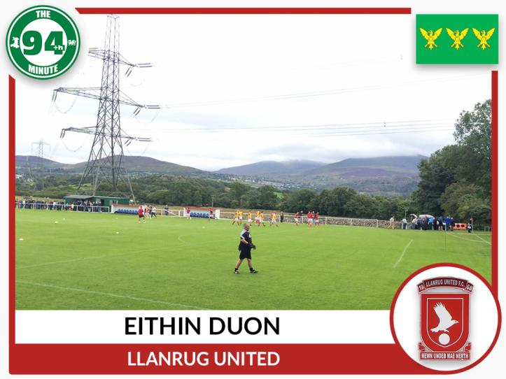 Eithin Duon - Caernarfonshire