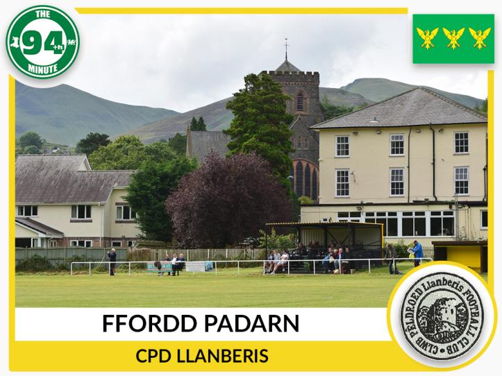 Ffordd Padarn - Caernarfonshire