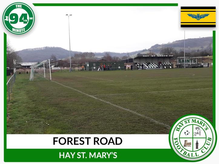 Forest Road - Brecknockshire