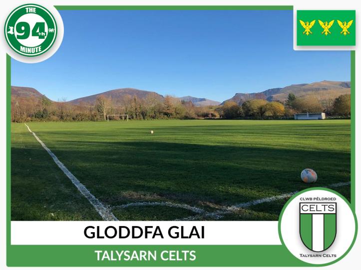 Gloddfa Glai - Caernarfonshire