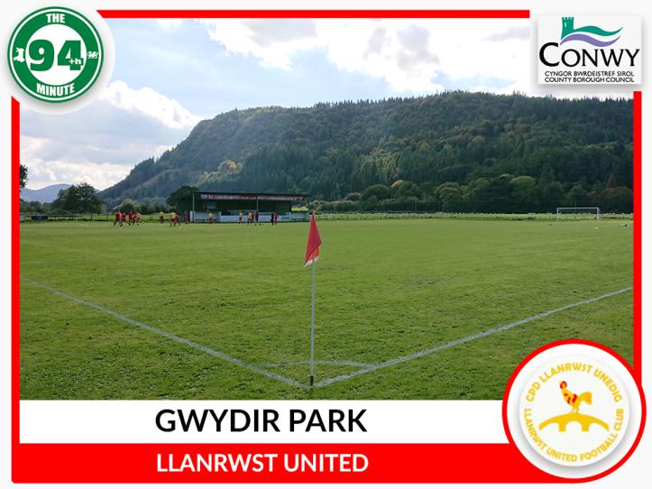 Gwydir Park - Conwy