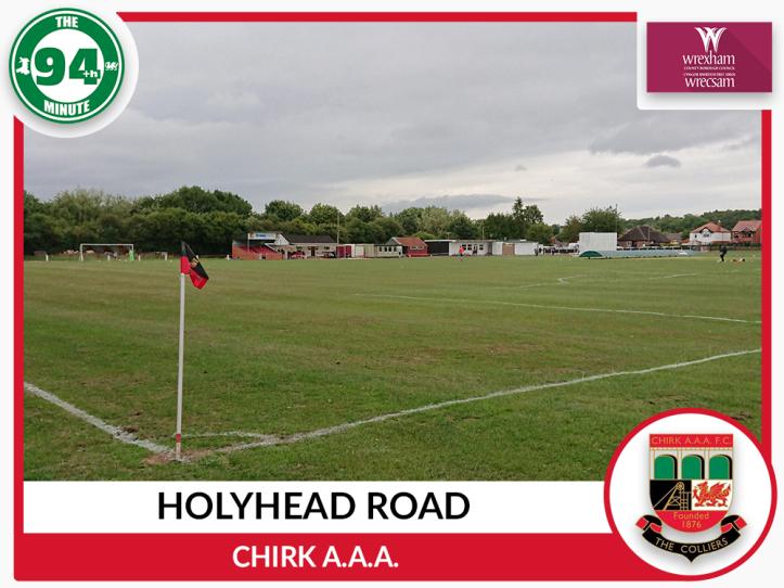 Holyhead Road - Wrexham