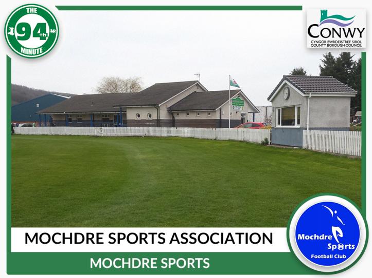 Mochdre Sports Association - Conwy