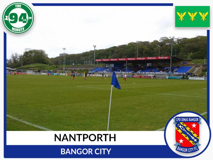 Nantporth - Caernarfonshire