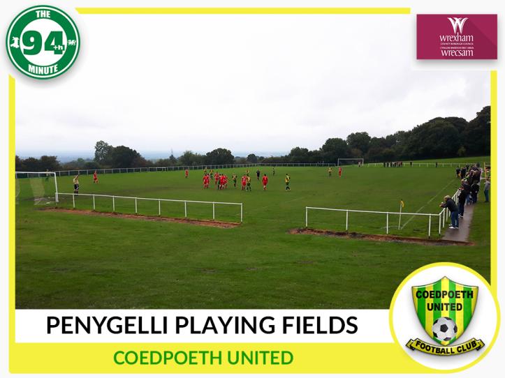 Penygelli Playing Fields - Wrexham
