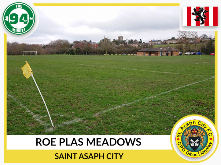 Roe Plas Meadows - Denbighshire
